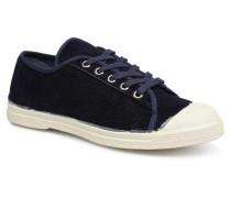 Tennis Romy Corduroy Sneaker in blau