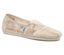 Alpargata Sneaker in beige