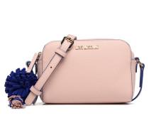 Sac bandoulère à pompon JC4086PP15LJ Handtasche in rosa