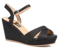 Opar Sandalen in schwarz