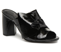 Bou Clogs & Pantoletten in schwarz