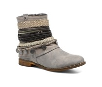 Nadoco Stiefeletten & Boots in grau