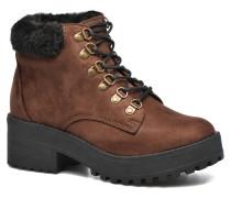 Moscu Stiefeletten & Boots in braun