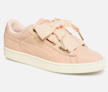 Basket Heart Soft Sneaker in rosa