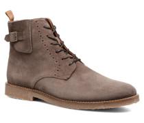 Daze Boots Suede Stiefeletten & in braun