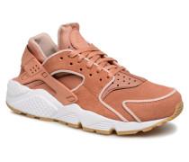 Wmns Air Huarache Run Prm Sneaker in rosa