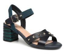 Sandales à talon Midnight Sandalen in blau