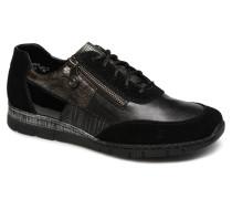 Ema N5320 Sneaker in schwarz