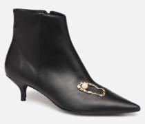 Kate C Stiefeletten & Boots in schwarz