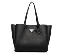 Jade Girlfriend Carryall Handtasche in schwarz