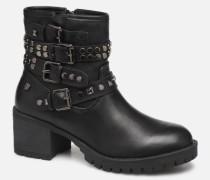 49336 Stiefeletten & Boots in schwarz