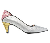 Crazy Seventy #4 Pumps in silber