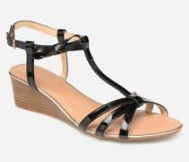 Lobow Sandalen in schwarz