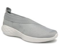 YouLuxe Sneaker in grau