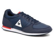 Onyx Nylon Sneaker in blau