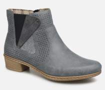 Leria Y0757 Stiefeletten & Boots in blau