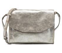 Treen Island Handtasche in silber