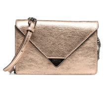 Molly Crossbody Handtasche in goldinbronze