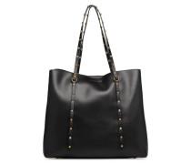 LENNOX TOTE LARGE Handtasche in schwarz