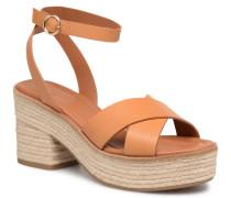Claudette WF535 Sandalen in braun