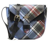 Crossbody Tartan Edinburgh Handtasche in mehrfarbig