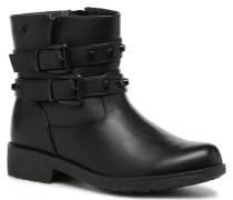 63838 Stiefeletten & Boots in schwarz
