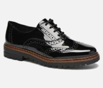 Lisa 54812 Schnürschuhe in schwarz