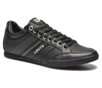 Levi's Turlock Refresh Sneaker in schwarz