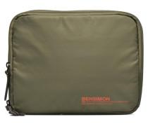 Web Bag Laptoptasche in grün
