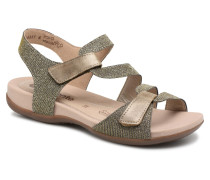 Palmer R3259 Sandalen in goldinbronze