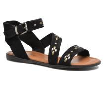 Tangier Sandalen in schwarz