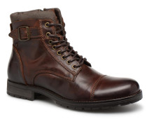 Jack & Jones JFWALBANY Stiefeletten Boots in braun