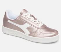 B.Elite L Metallic Wn Sneaker in rosa