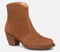 MUNSON Stiefeletten & Boots in braun