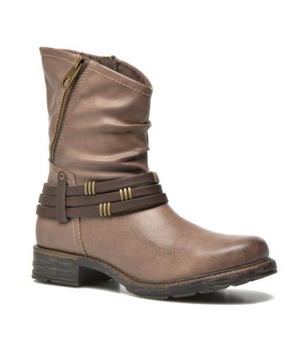 Lertanzi Stiefeletten & Boots in braun