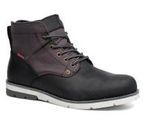 Levi's Jax Stiefeletten & Boots in schwarz