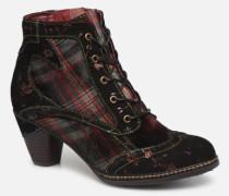 ALCIZEEO 01 Stiefeletten & Boots in weinrot