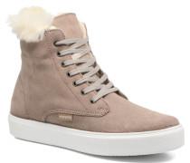 Bota Blucher Serraje Sneaker in braun
