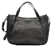 Santa Lucia Sandra Handbag Handtasche in schwarz