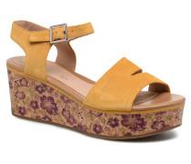 Diva 2 Sandalen in gelb