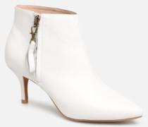 Agnete L Stiefeletten & Boots in weiß