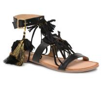 Banroc Sandalen in schwarz