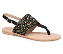 Moost Sandalen in schwarz