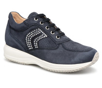 D Happy C D5462C Sneaker in blau