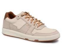 Line Up Canvas Sneaker in beige