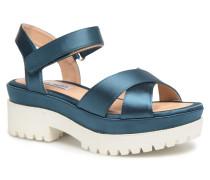 Fine Sandal Sandalen in blau