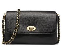 Crossbody Chaine Gigi Handtasche in schwarz