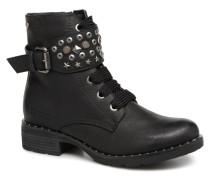 Ariana Stiefeletten & Boots in schwarz