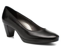 Toulouse Pla Pumps in schwarz
