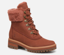 Courmayeur Valley WP 6in Stiefeletten & Boots in rot